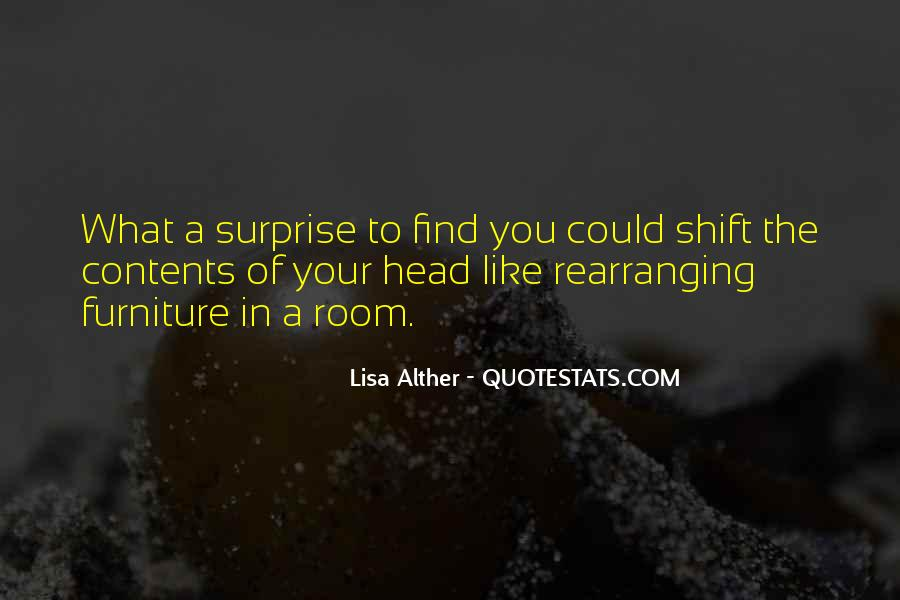 Lisa Alther Quotes #377918