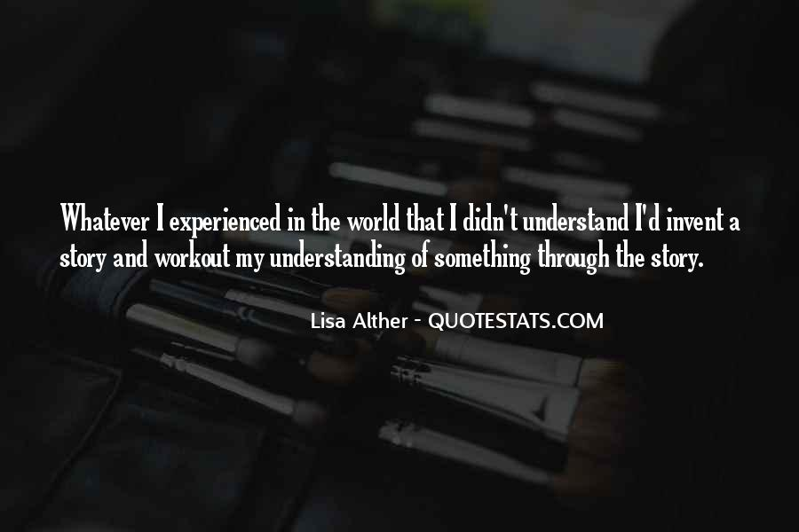 Lisa Alther Quotes #51993