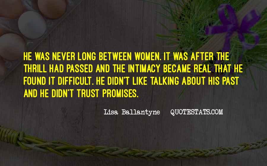 Lisa Ballantyne Quotes #1249558