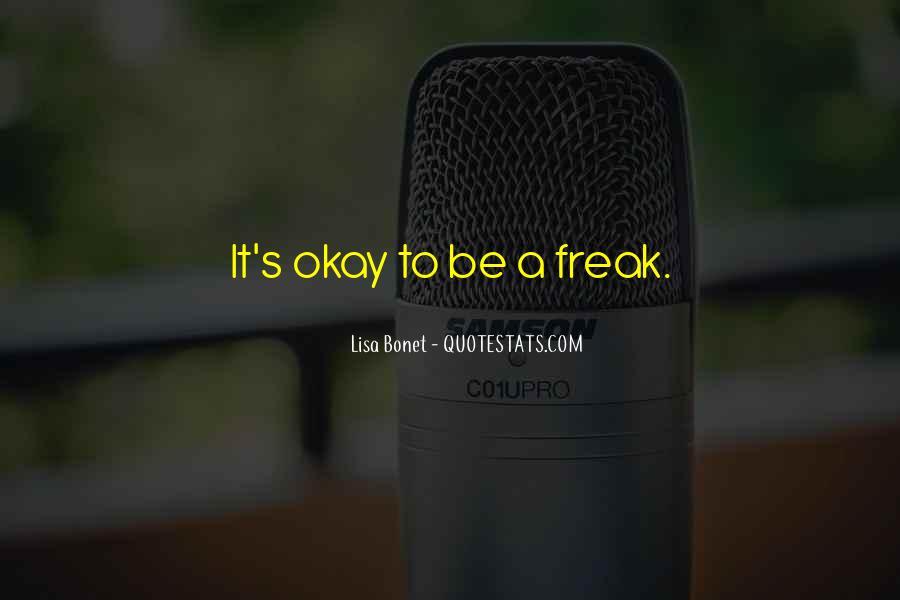 Lisa Bonet Quotes #1165386