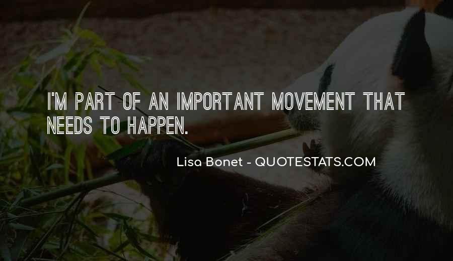 Lisa Bonet Quotes #1247089