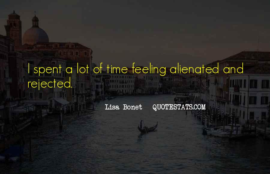 Lisa Bonet Quotes #1279104