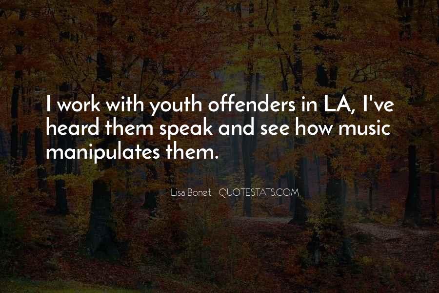 Lisa Bonet Quotes #1659913