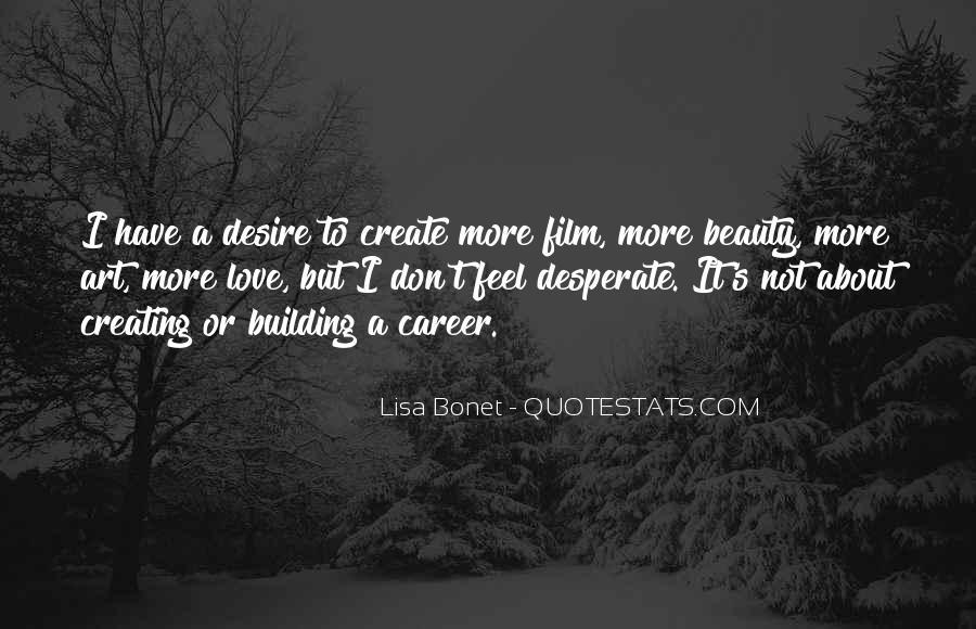 Lisa Bonet Quotes #504491