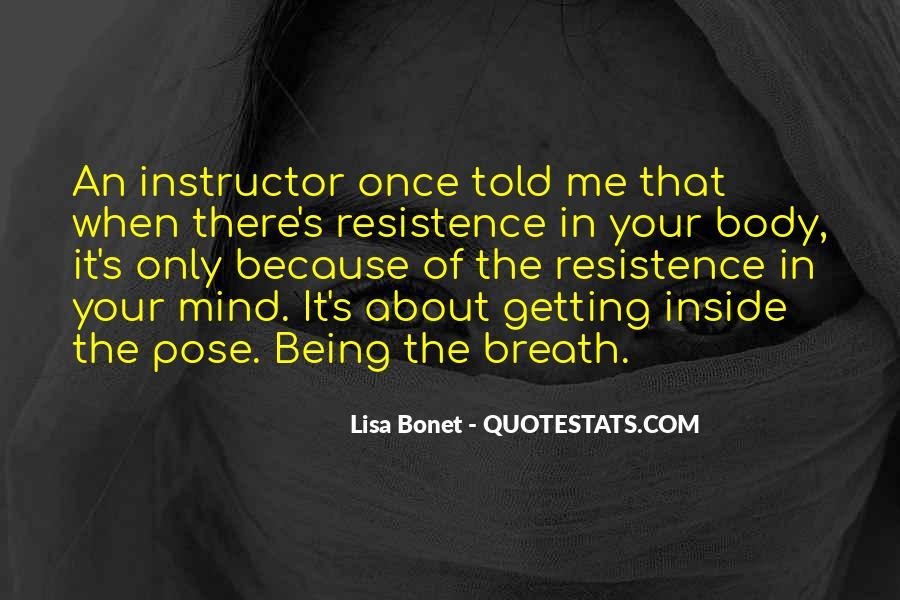 Lisa Bonet Quotes #515156