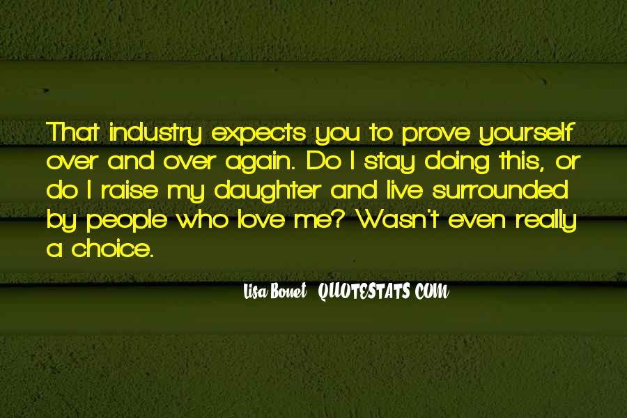Lisa Bonet Quotes #617644