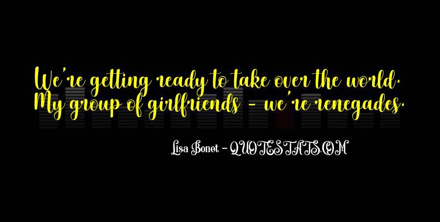 Lisa Bonet Quotes #659742