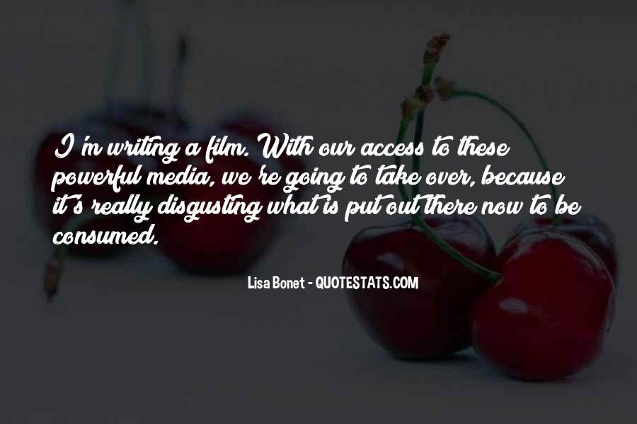 Lisa Bonet Quotes #823911