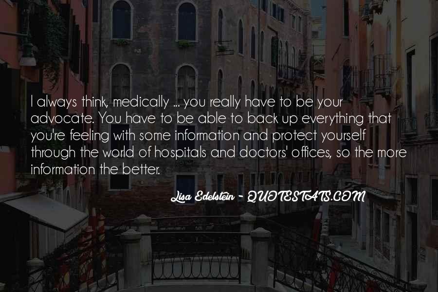 Lisa Edelstein Quotes #1037831