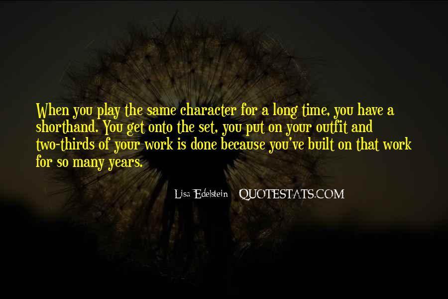 Lisa Edelstein Quotes #1575328