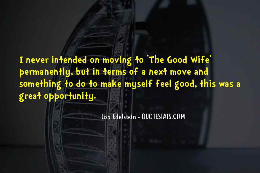 Lisa Edelstein Quotes #1770172