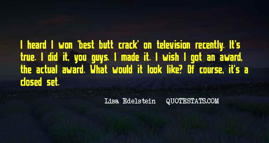 Lisa Edelstein Quotes #40996