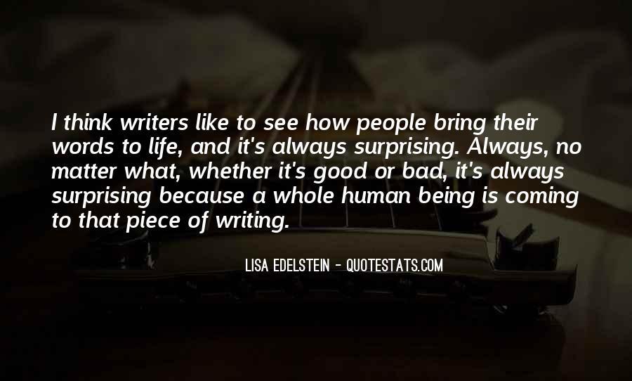 Lisa Edelstein Quotes #422953