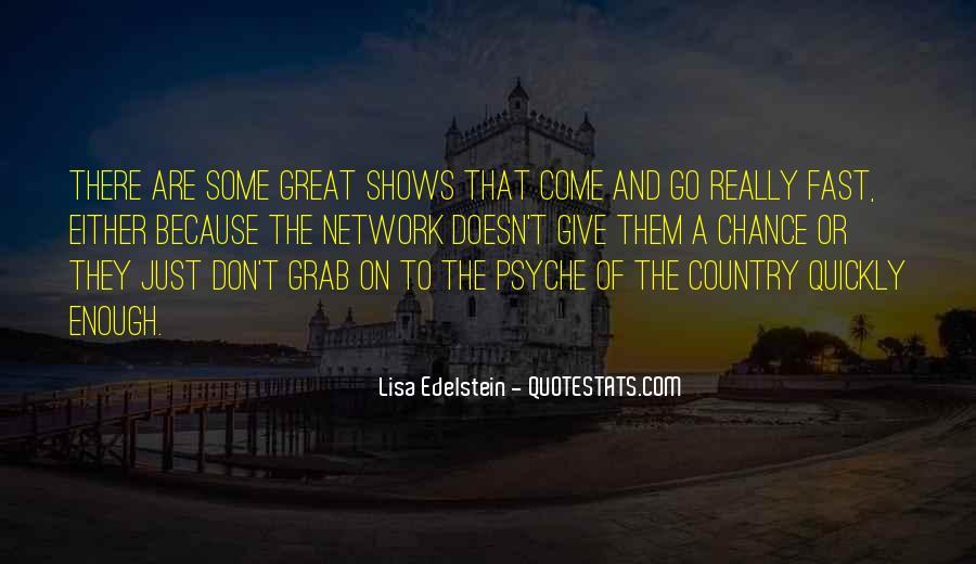 Lisa Edelstein Quotes #789558