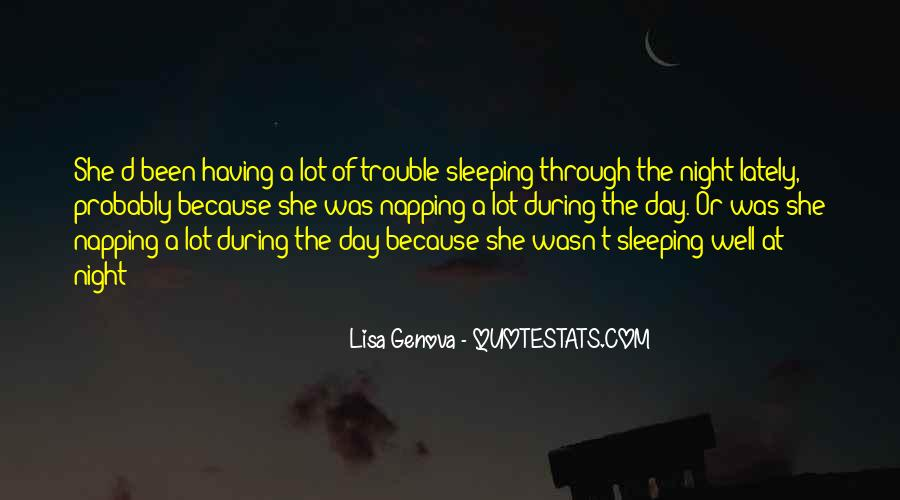 Lisa Genova Quotes #109121