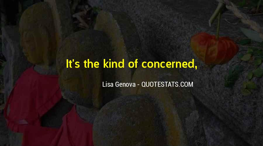 Lisa Genova Quotes #1455531
