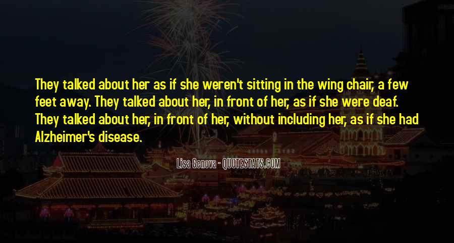 Lisa Genova Quotes #1555031