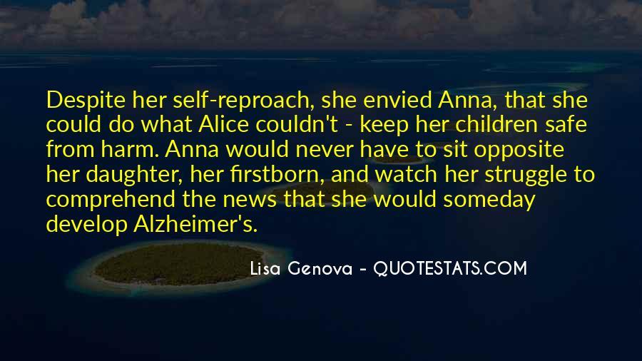 Lisa Genova Quotes #1562935