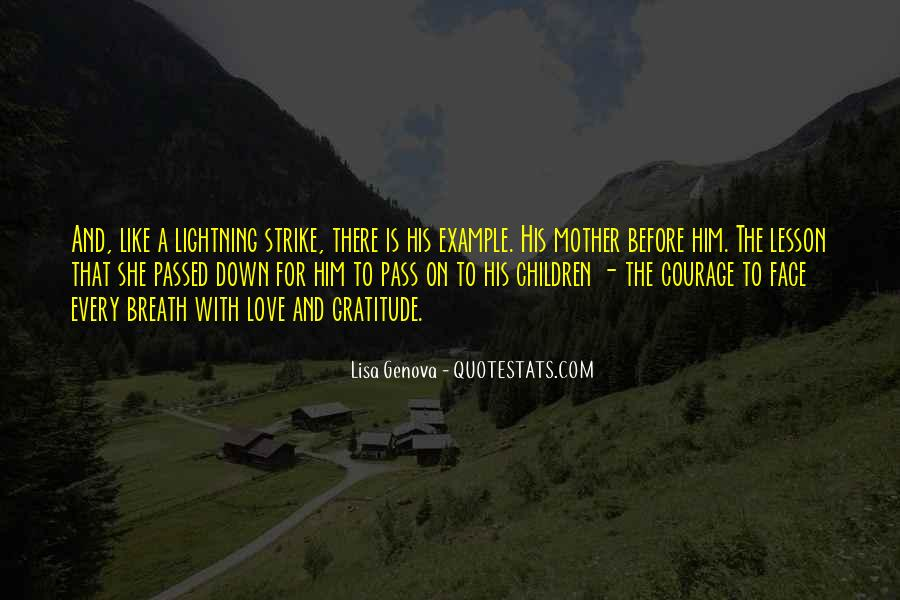 Lisa Genova Quotes #1706273