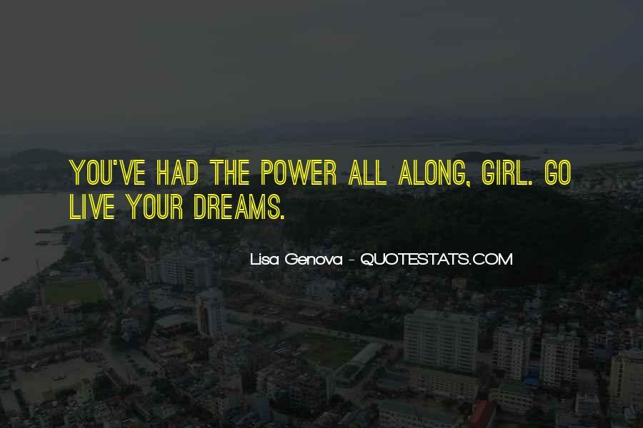 Lisa Genova Quotes #1819677