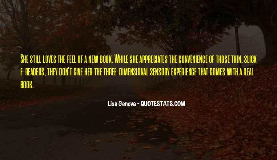 Lisa Genova Quotes #374701