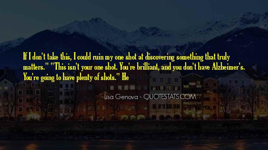 Lisa Genova Quotes #43529