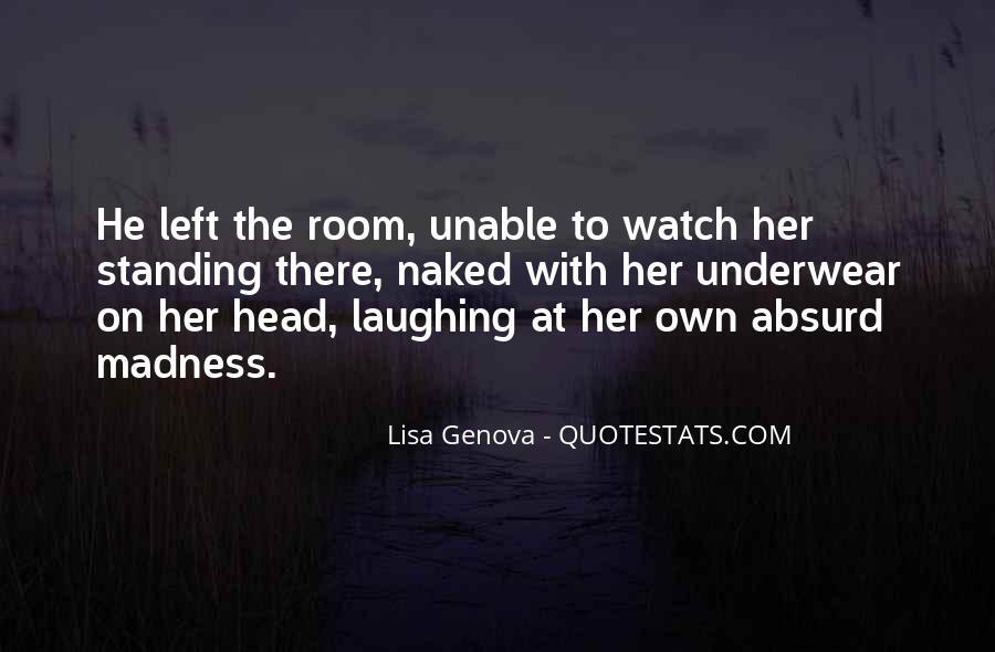 Lisa Genova Quotes #5234