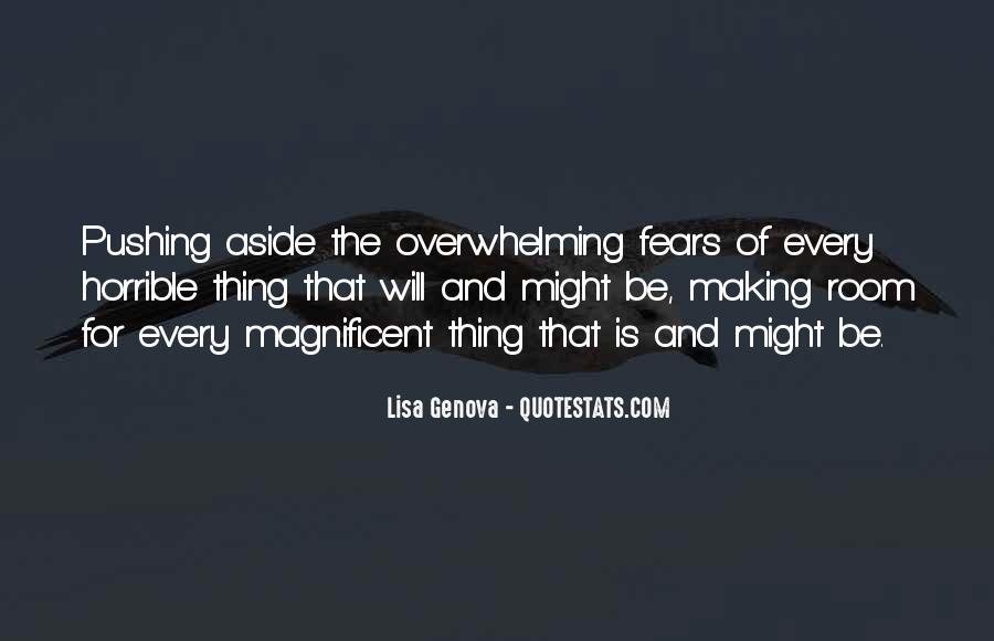 Lisa Genova Quotes #536994