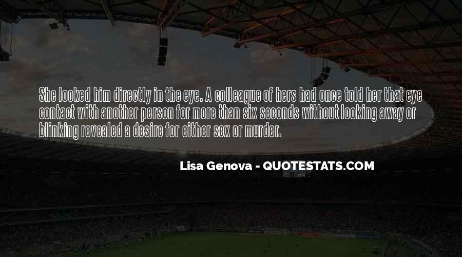 Lisa Genova Quotes #689002