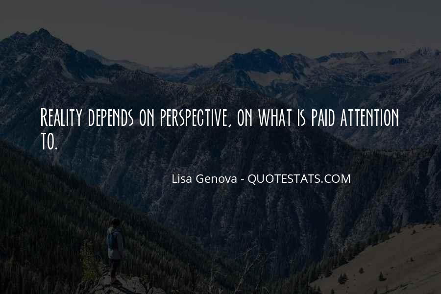Lisa Genova Quotes #733534
