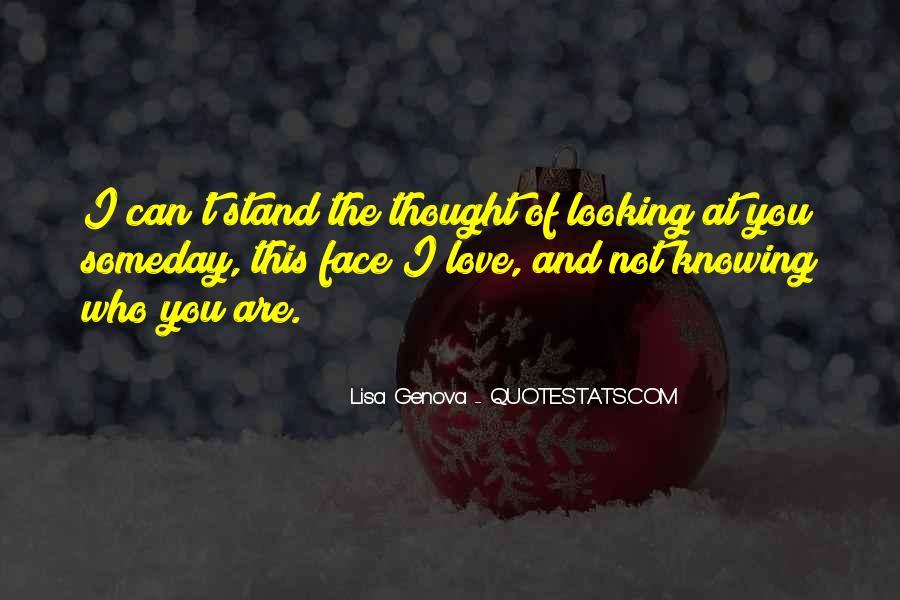 Lisa Genova Quotes #733571