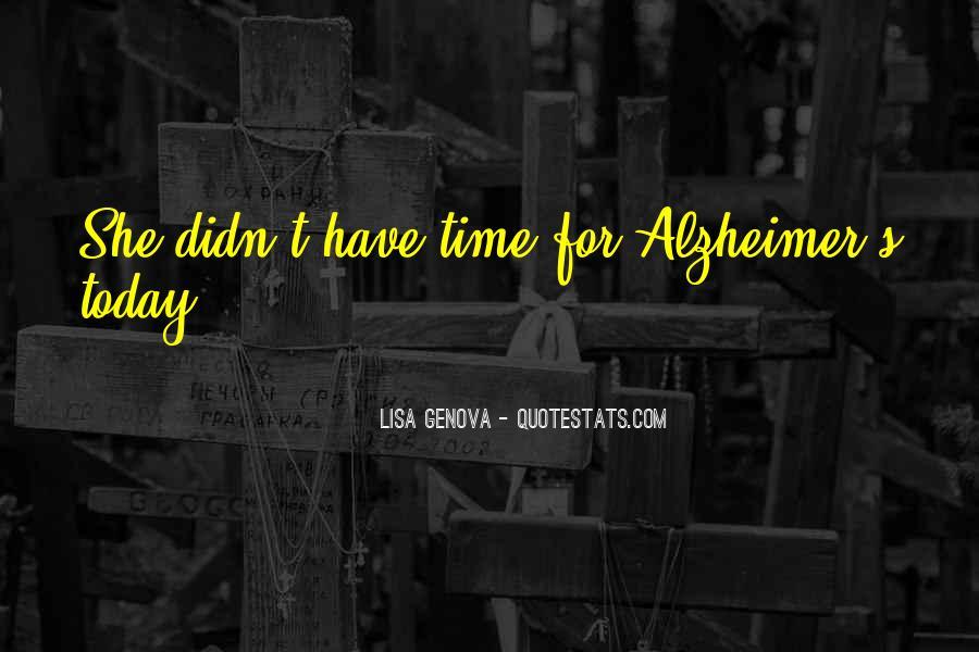 Lisa Genova Quotes #949765