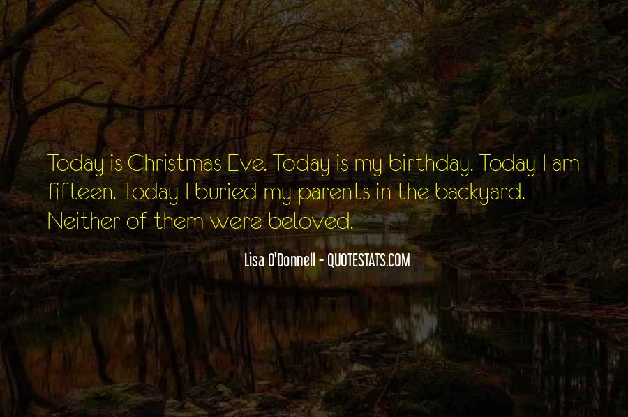 Lisa O'Donnell Quotes #139162