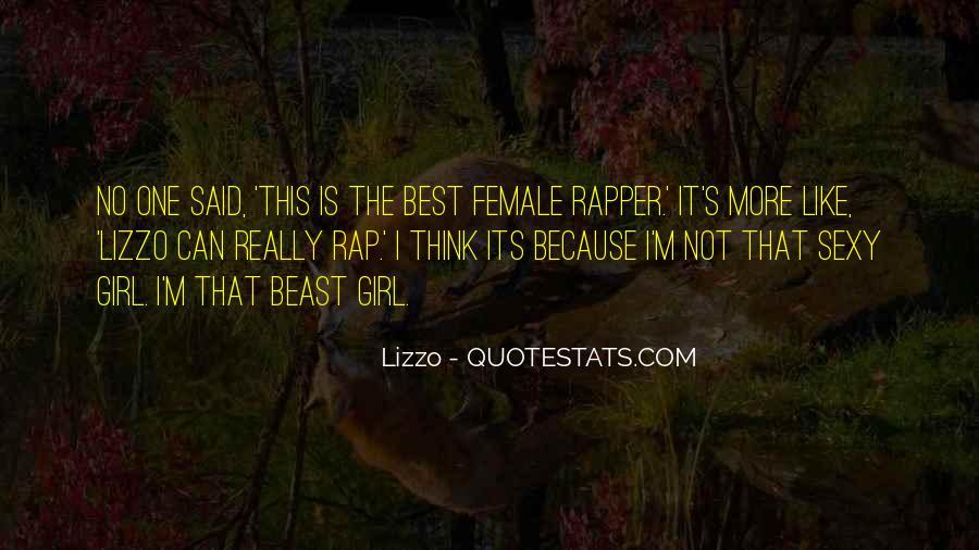 Lizzo Quotes #682482
