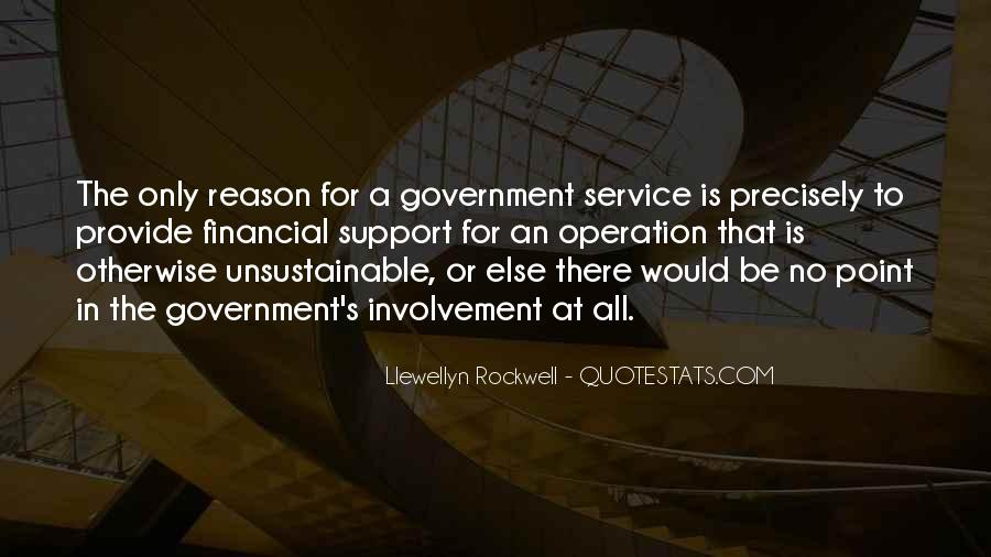 Llewellyn Rockwell Quotes #1148355