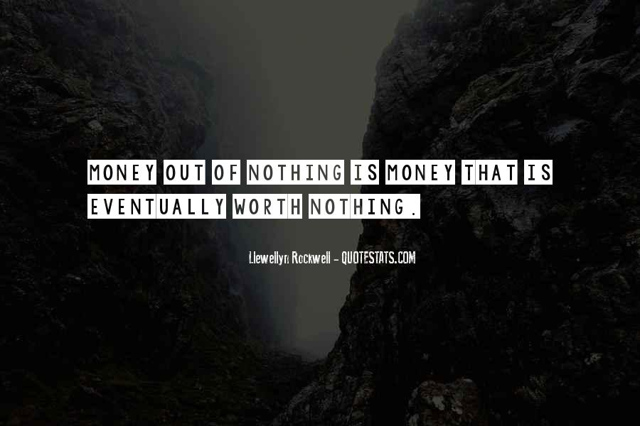 Llewellyn Rockwell Quotes #175819