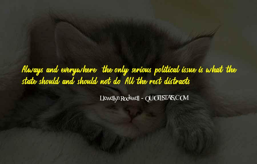 Llewellyn Rockwell Quotes #1769350