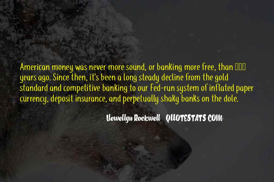Llewellyn Rockwell Quotes #1803116