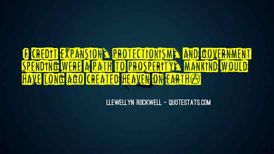 Llewellyn Rockwell Quotes #210678