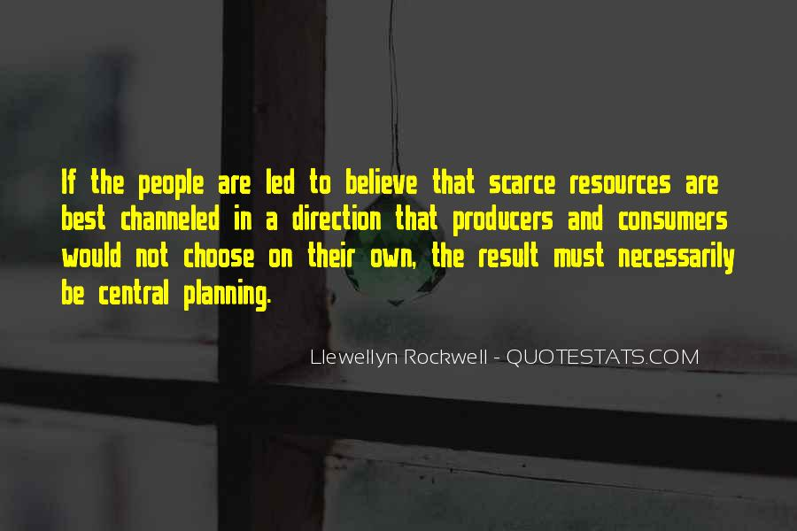 Llewellyn Rockwell Quotes #278760