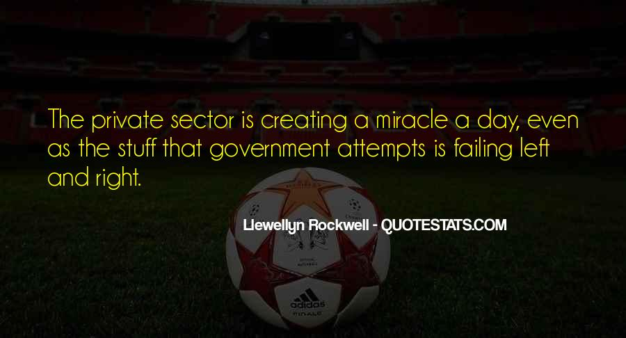 Llewellyn Rockwell Quotes #304128