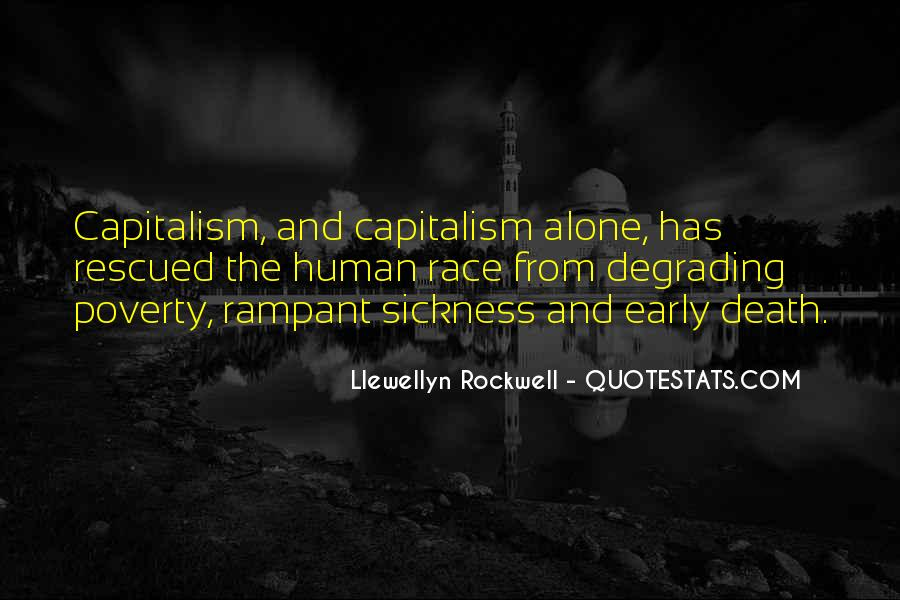 Llewellyn Rockwell Quotes #497768
