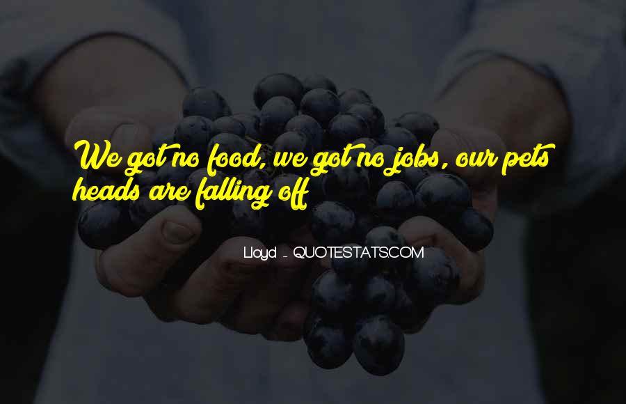 Lloyd Quotes #130929