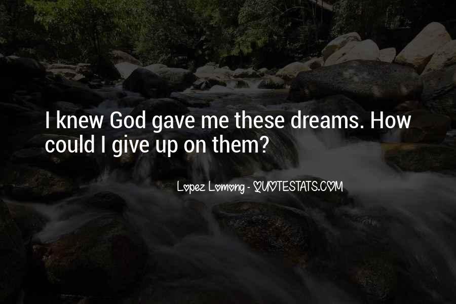 Lopez Lomong Quotes #296308