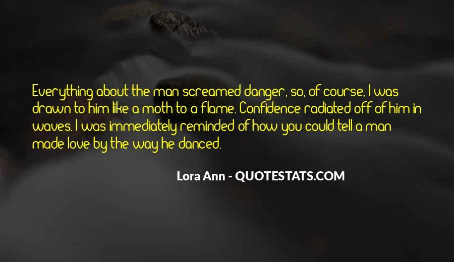 Lora Ann Quotes #205150