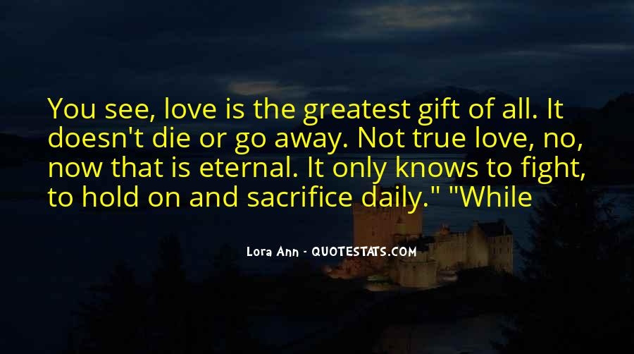 Lora Ann Quotes #595422