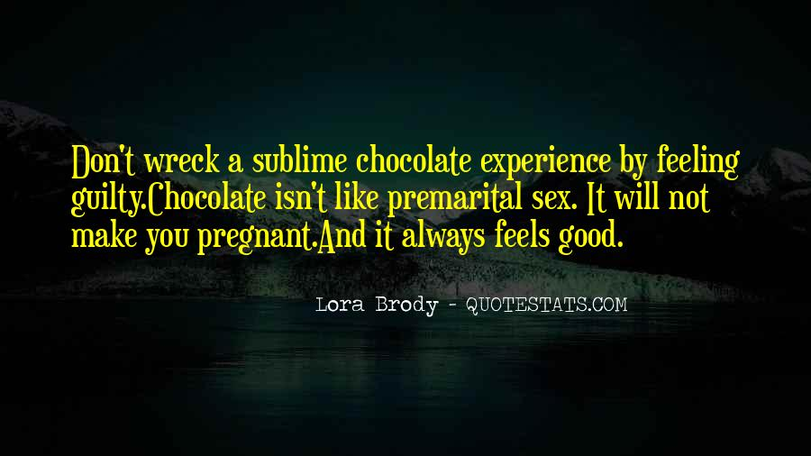 Lora Brody Quotes #677899
