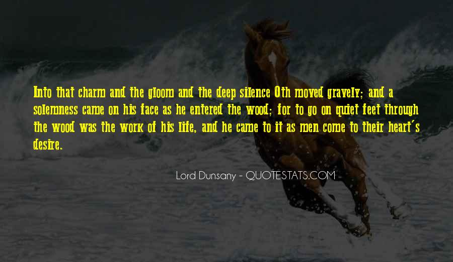 Lord Dunsany Quotes #1148607