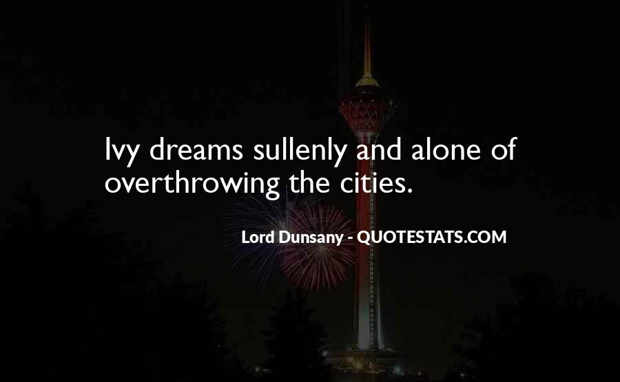 Lord Dunsany Quotes #134644