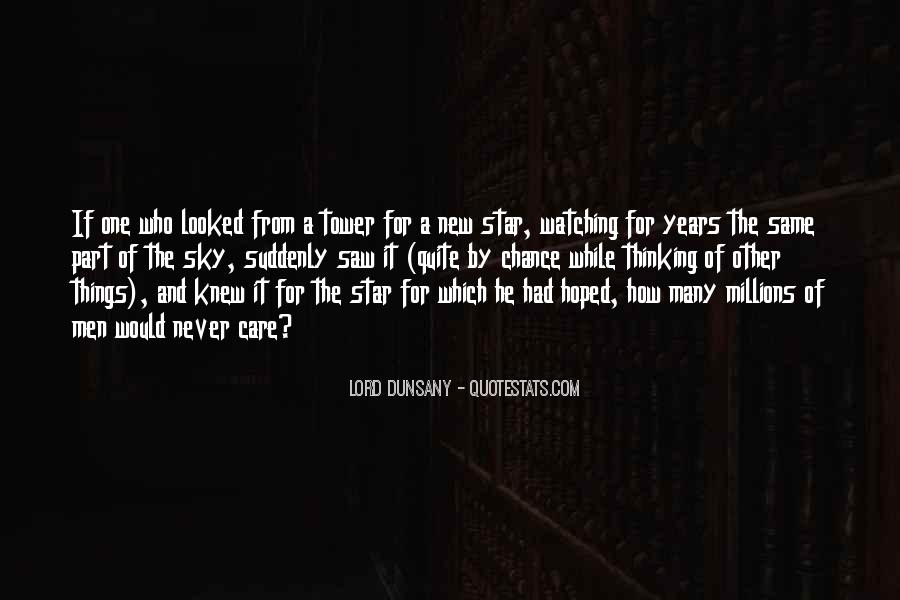 Lord Dunsany Quotes #1500484